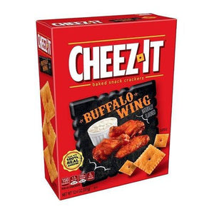 Cheez It Buffalo Wing 351g - Candy Mail UK