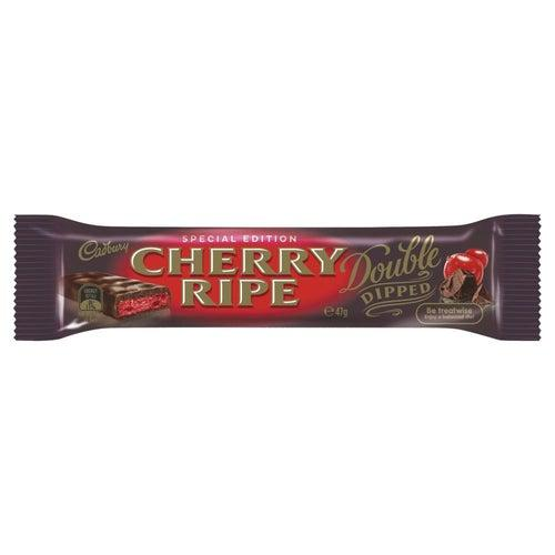 Cherry Ripe Double Dipped 47g - Candy Mail UK