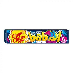 Load image into Gallery viewer, Chupa Chups Big Babol Tongue Painter Bubble Gum 27.6g - Candy Mail UK