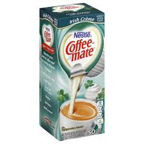 Coffeemate Irish Creme Liquid Creamer Box 50ct - Candy Mail UK