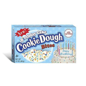 Cookie Dough Bites- Birthday Cake 88g - Candy Mail UK