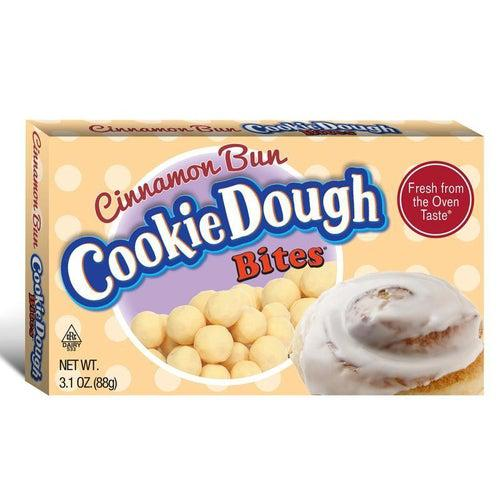 Cookie Dough Bites- Cinnamon Bun 88g - Candy Mail UK