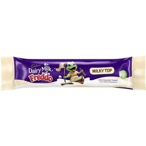 Load image into Gallery viewer, Dairy Milk Freddo Milky Top Bar 45g - Candy Mail UK