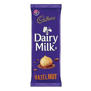 Dairy Milk Hazelnut Big Bar 90g - Candy Mail UK