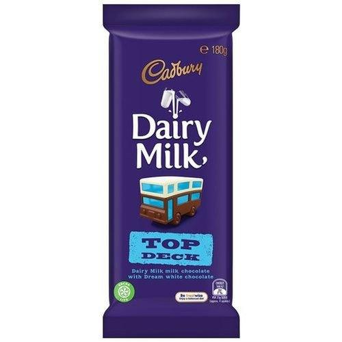 Dairy Milk Top Deck (Australian) 180g - Candy Mail UK