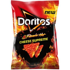 Load image into Gallery viewer, Doritos Flamin' Hot Cheese Supreme (Australia) 150g - Candy Mail UK