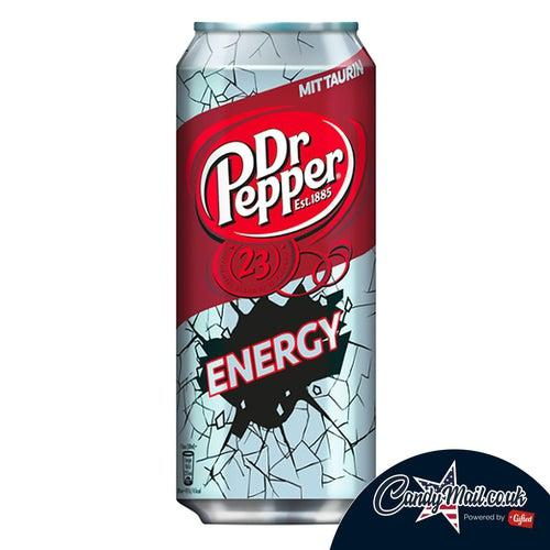 Dr Pepper Energy 250ml - Candy Mail UK