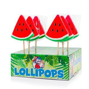 Dutch Watermelon Pops 50g - Candy Mail UK