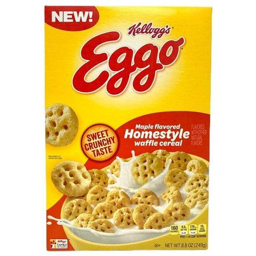 Eggo Homestyle Cereal 249g - Candy Mail UK