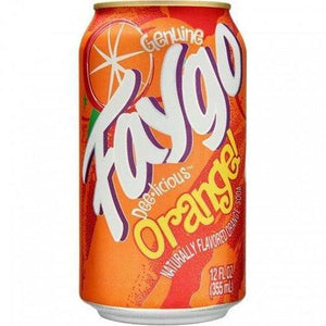 Load image into Gallery viewer, Faygo Orange 355ml - Candy Mail UK