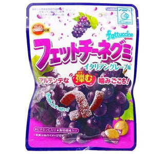 Fettuccine Gummy Italian Grape 50g - Candy Mail UK