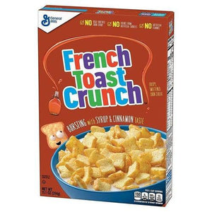 French Toast Crunch Cereal 314g - Candy Mail UK