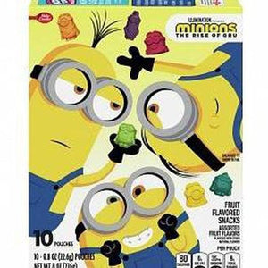 Fruit Snack Minions 226g - Candy Mail UK