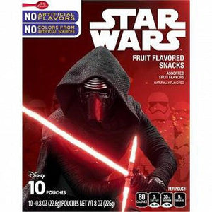 Load image into Gallery viewer, Fruit Snack Star Wars 226g - Candy Mail UK