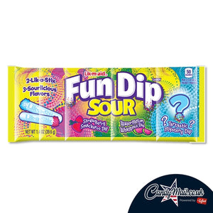 FunDip Sour 39.6g - Candy Mail UK