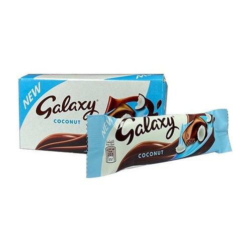 Galaxy Coconut (Dubai Import) 40g - Candy Mail UK
