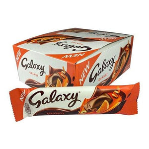 Load image into Gallery viewer, Galaxy Orange (Dubai Import) 40g - Candy Mail UK