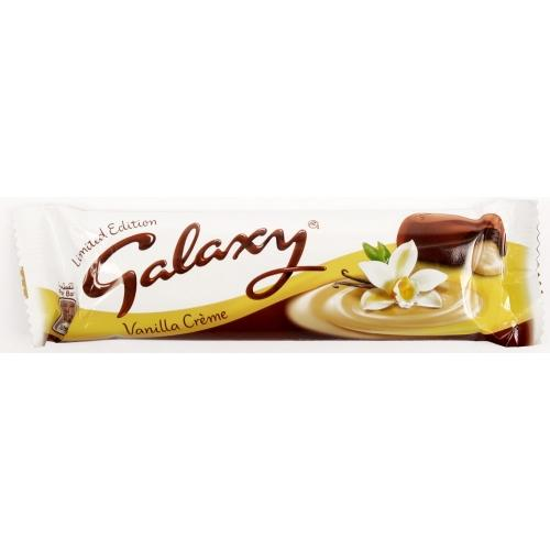 Galaxy Vanilla Creme (Dubai Import) 38g - Candy Mail UK