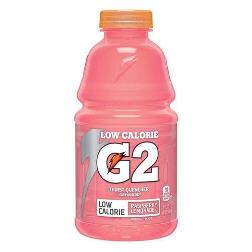 Gatorade G2 Raspberry Lemonade 946ml - Candy Mail UK