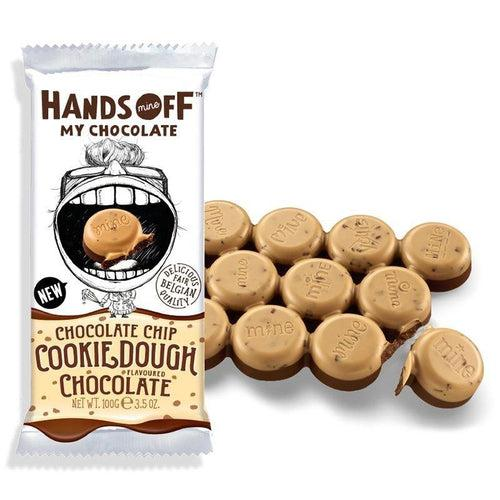 Hand's Off My Chocolate Hazlenut Fortune Cookie 100g - Candy Mail UK