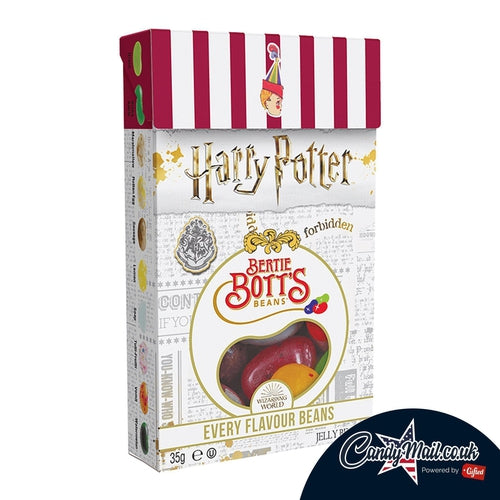 Harry Potter Bertie Botts Beans Box 35g - Candy Mail UK