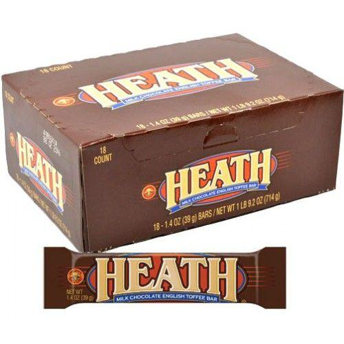 Load image into Gallery viewer, Heath Toffee Bar 39g - Candy Mail UK