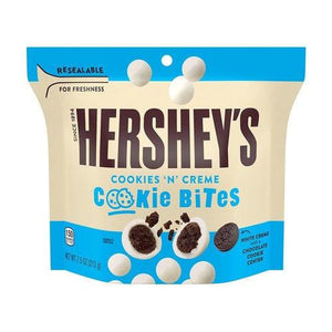 Hershey's Cookies n Creme Bites 212g - Candy Mail UK