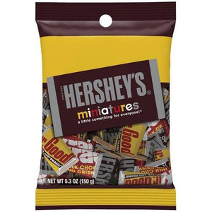 Hershey's Miniatures 150g - Candy Mail UK