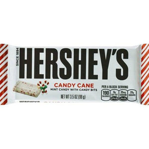 Hershey's White Chocolate Candy Cane Large 99g - Candy Mail UK