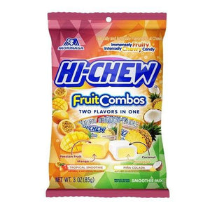 Load image into Gallery viewer, Hi-Chew Fruit Combos Mix Bag 85g - Candy Mail UK