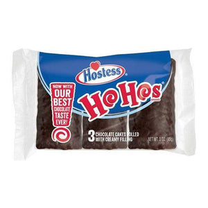 Hostess Ho Ho's 3 Pack 85g - Candy Mail UK