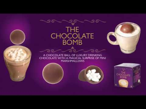 Load and play video in Gallery viewer, Hot Chocolate Bomb Trio