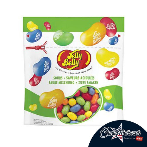 Jelly Belly Sours Mix Bag 70g - Candy Mail UK