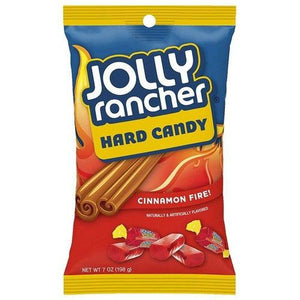 Jolly Rancher Cinnamon Fire Hard Candy 198g - Candy Mail UK