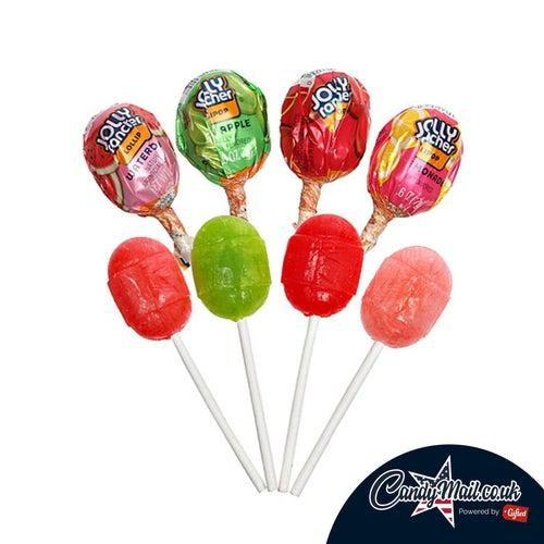 Jolly Rancher Lollipops 35g - Candy Mail UK