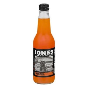Load image into Gallery viewer, Jones Soda Orange and Cream 355ml - Candy Mail UK