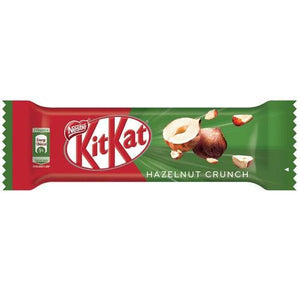 Load image into Gallery viewer, Kit Kat Hazelnut Crunch (Dubai Import) 19.5g - Candy Mail UK