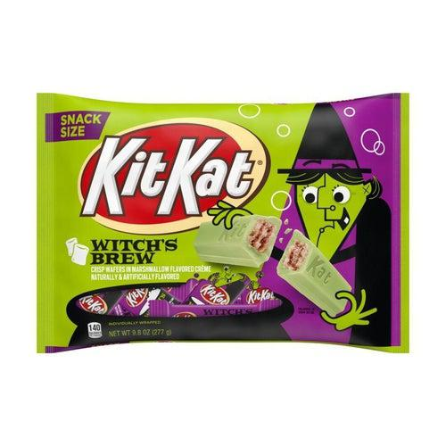 Kit Kat Witches Brew Set of 2 Mini Bar - Candy Mail UK