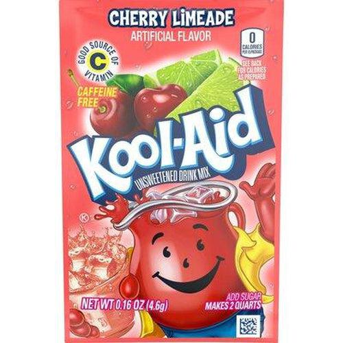 Kool Aid Cherry Limeade 6g - Candy Mail UK
