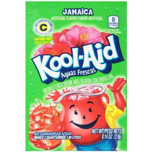 Kool Aid Jamaica 6g - Candy Mail UK