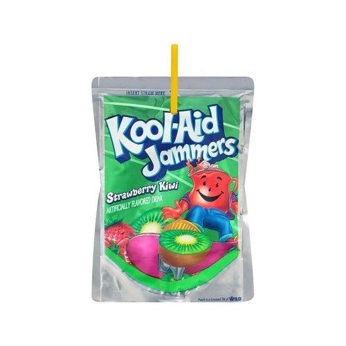 Load image into Gallery viewer, Kool Aid Jammers Kiwi Strawberry 177ml - Candy Mail UK