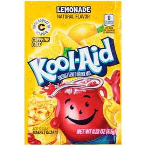 Load image into Gallery viewer, Kool Aid Lemonade 6g - Candy Mail UK