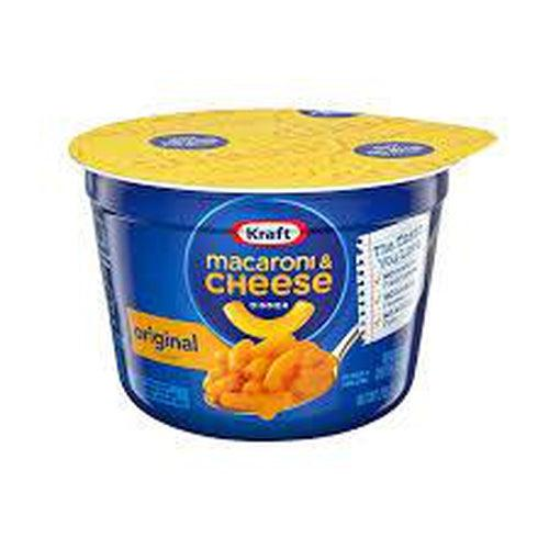 Kraft Easy Macaroni and Cheese 58g - Candy Mail UK