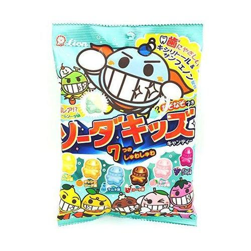 Lion Soda 6 Flavour Hard Candy - Candy Mail UK