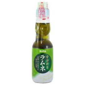 Matcha Ramune 330ml - Candy Mail UK
