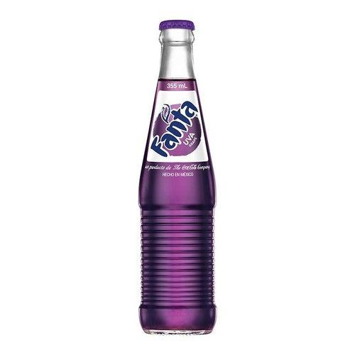 Mexican Fanta Grape 355ml - Candy Mail UK
