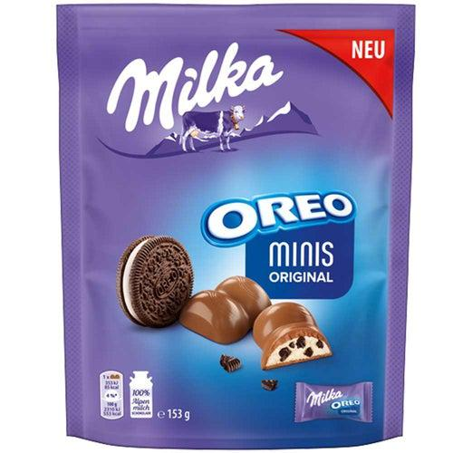 Milka Oreo Minis 153g - Candy Mail UK