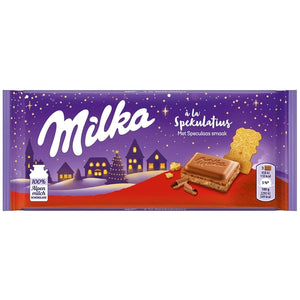 Load image into Gallery viewer, Milka Spekulatius 100g - Candy Mail UK
