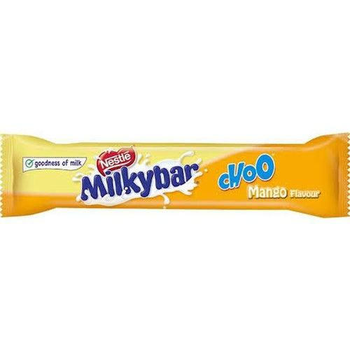 Milkybar Choo Mango 6 Pieces 11g (India) - Candy Mail UK