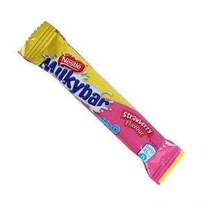 Load image into Gallery viewer, Milkybar Choo Strawberry 6 Pieces 11g (India) - Candy Mail UK